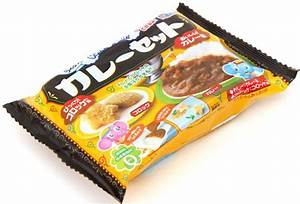 Curry DIY candy kit Popin' Cookin' Kracie from Japan - DIY ...