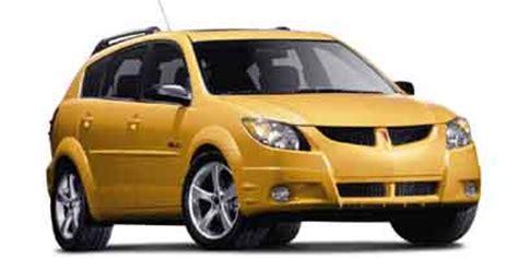 Pontiac Montana Tire Size by 2003 Pontiac Vibe Wheel And Size Iseecars