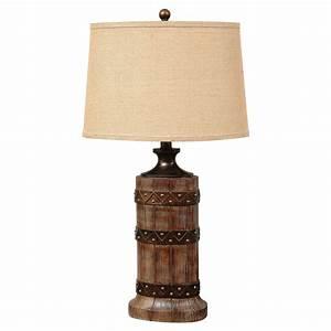 Western Road Table Lamp