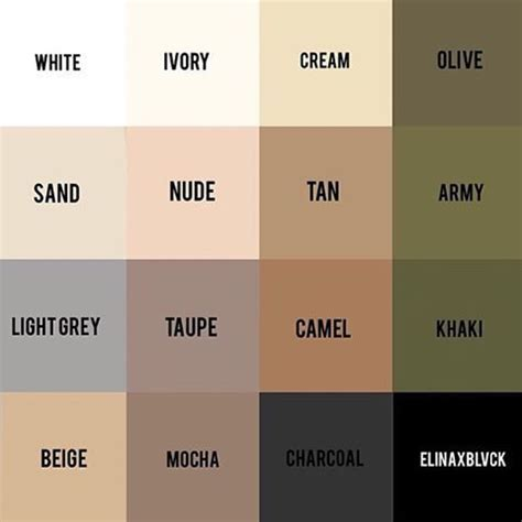 nuetral colors 17 best ideas about neutral colors on white
