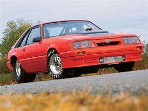1986 Ford Mustang LX - 5.0 Mustang & Super Fords
