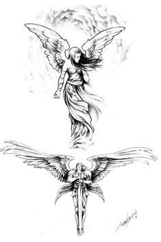 Angel warrior / I need a guardian angel like this... | a pirate's life for me... | Pinterest