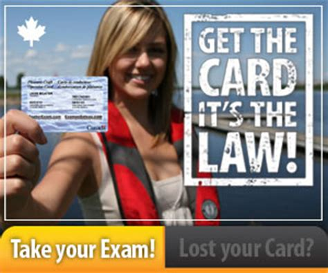 How To Get My Boat License In Ontario by Afrigett