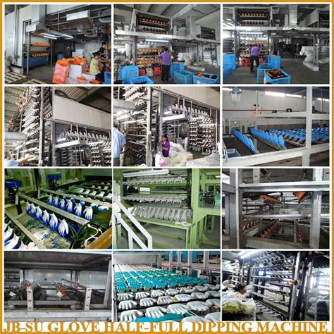china automatic production   glove manufacturers