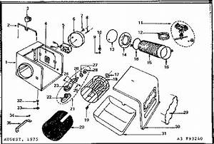 Kenmore Sears 24 Volt Central System Humidifier Parts
