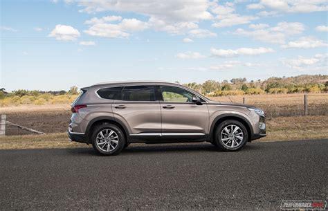 Review Hyundai Santa Fe by 2019 Hyundai Santa Fe Elite Review Performancedrive
