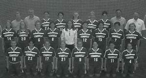 """2001-2002 Women's Soccer Team"" by Cedarville University"
