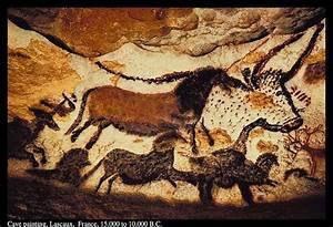 Paleolithic cave paintings | History { I - Prehistory ...