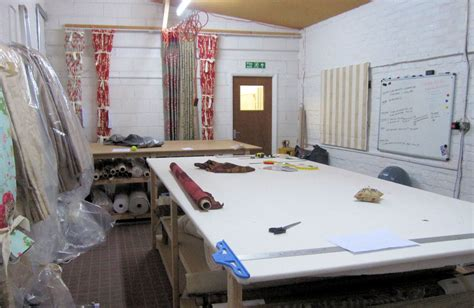 Upholstery Workroom by Happy Birthday To Us Part 3 A Curtain Maker S