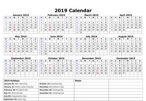 yearly calendar  printable blank templates