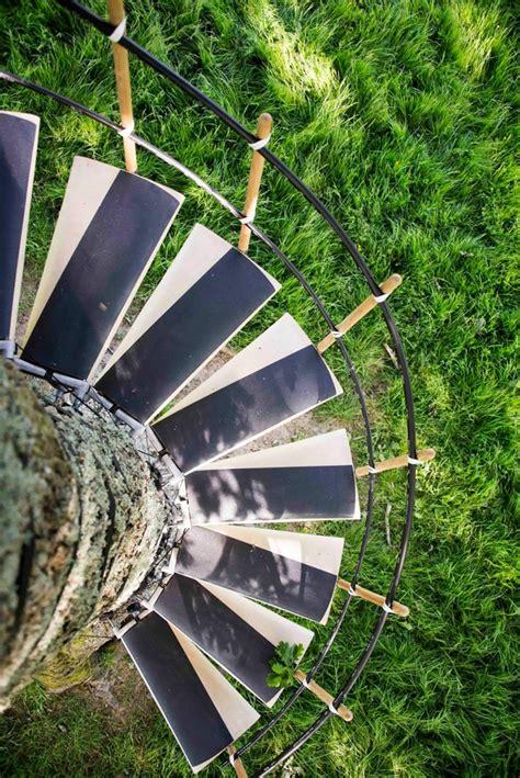 Treppe Selber Bauen  Diy Idee Für Eine Außergewöhnliche