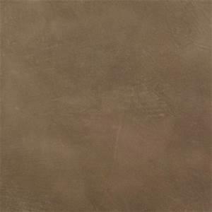 beton cire marron clair pour mur et sol a paris cacao With nuancier couleur taupe peinture 14 beton cire beige fonce rosetto betoncire beton cire et