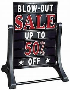 24 x 36 outdoor sign holder w black swinging design With outdoor letter board signs