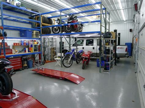 metal building loft design ideas  eves  garage