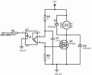 mosfet criteria behind selecting pwm frequency for speed With 2a solid state relay circuit diagram as well solid state relay circuit