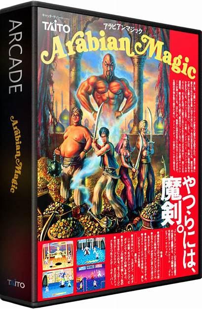 Arabian Magic Launchbox Games