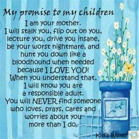 Promise To My Daughter Quotes