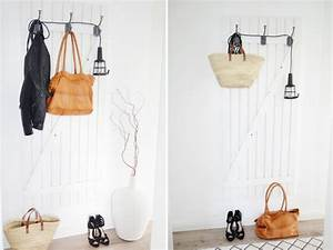 Garderobe Selber Bauen Holz : diy garderobe selber bauen design dots ~ Yasmunasinghe.com Haus und Dekorationen