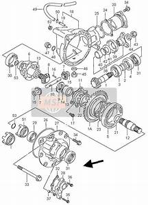 Suzuki King Quad 300 Parts Diagram