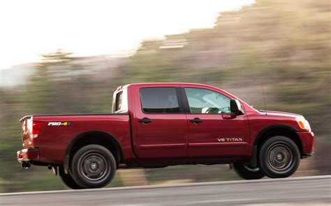 nissan tundra car redesigned nissan titan truck may arrive for 2015 model year
