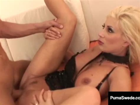 Swedish Sex Goddess Puma Swede Gets A Hot Load In Her Face Free Porn Videos Youporn