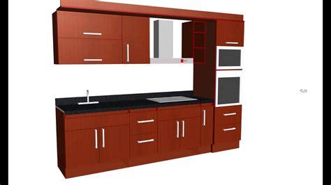 como disenar  construir una cocina muebles de cocina