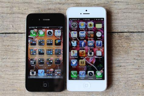 4s vs 5s iphone 5 a bit taller a bit baller ars
