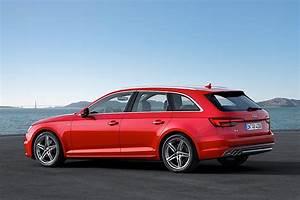 Dimension Audi A4 Avant : audi a4 avant specs 2016 2017 autoevolution ~ Medecine-chirurgie-esthetiques.com Avis de Voitures