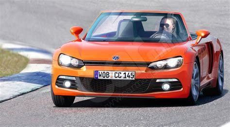 Vw's Elise-rivalling Sports Car Scooped (2013) By Car Magazine