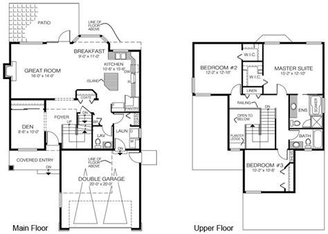 house plans  barlow cedar homes