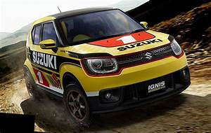 Ignis Motocrosser Style  Swift Racer Rs Concepts Pay