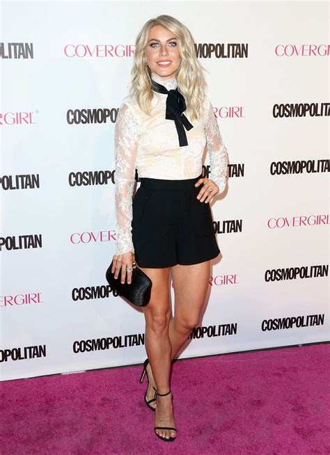 julianne hough cosmopolitans  birthday celebration