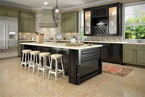 colorful kitchen designs green loversiq With best brand of paint for kitchen cabinets with touch of class wall art