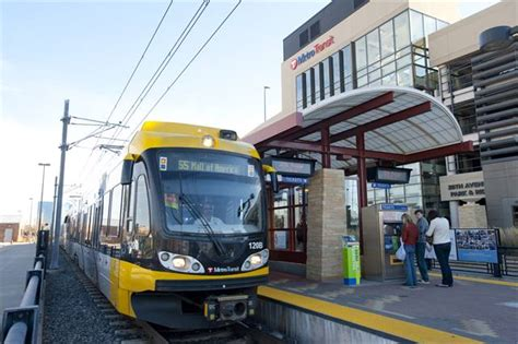 minneapolis light rail light rail ridership growth spurs minneapolis metro