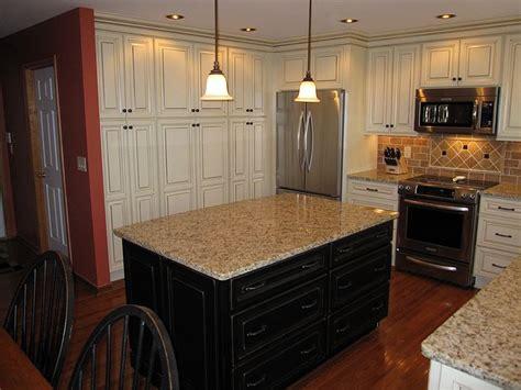 cabinets and granite neiltortorella