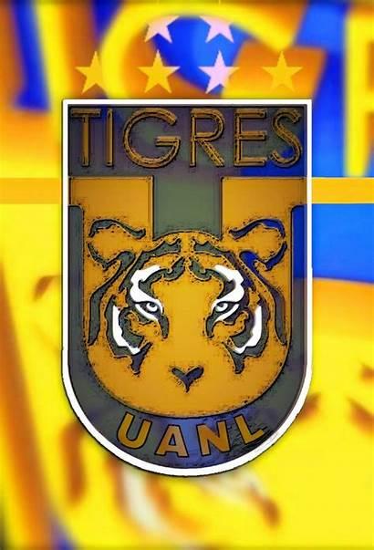 Tigres Uanl Escudo Fondo Ferrari Pantalla