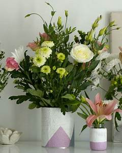 Bandes De Platre Bricolage : des vases en bandes de pl tre diy bande pl tr e platre et vase ~ Dallasstarsshop.com Idées de Décoration