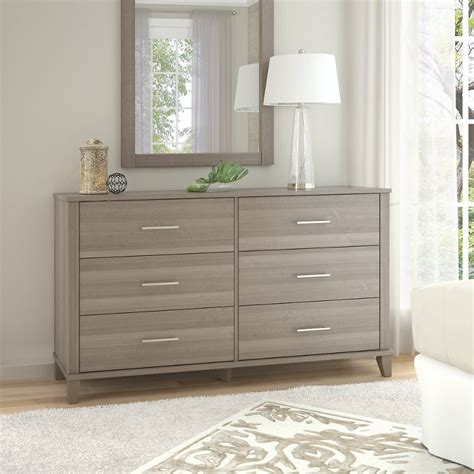 Bedroom Dressers 50 by Ash Gray 6 Drawer Dresser Somerset Rc Willey