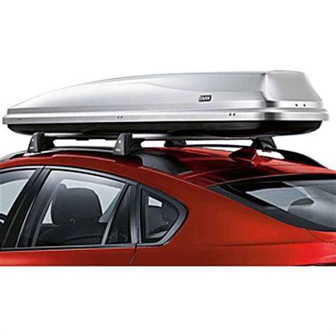 Get Bmw Parts by Genuine Bmw Roof Box 320 Black 82 73 2 209 907 Free