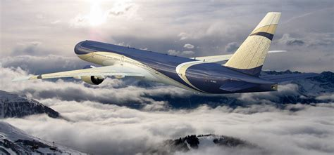 BOEING 777X – MBG International Design, LLC