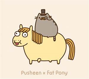 Pusheen Cat GIF Find & Share on GIPHY