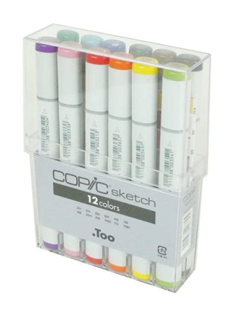 copic markers mlb multiliner inking  set