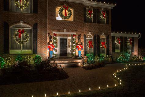 Holiday Decorations, Christmas Lights Installation New Jersey