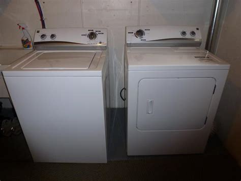 Sears Kenmore Washer and Dryer West Shore: Langford