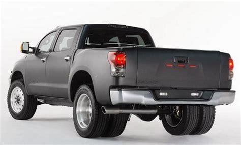 toyota tundra diesel dually otomoto