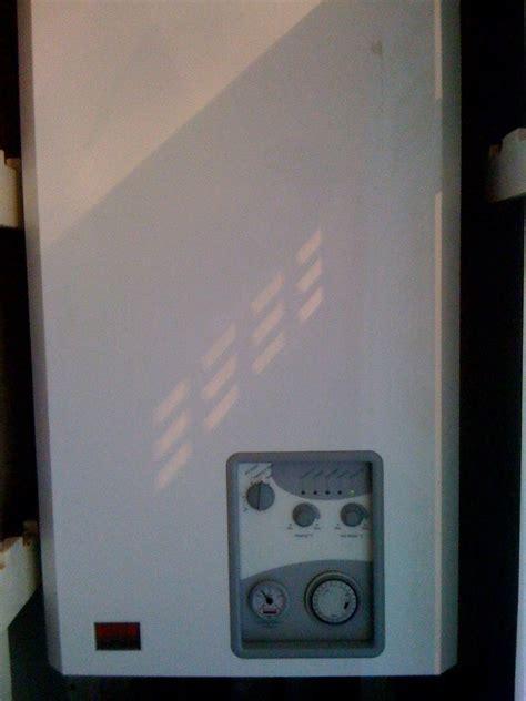 Shower mixer valve issue / Combi Boiler Service   Plumbing