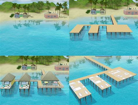 island paradise walkthrough from roaches to riches sims globe