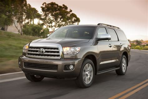 2018 Toyota Sequoia Best Cars And Automotive News