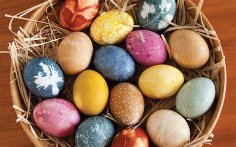 Kā nokrāsot olas? - padoms.lv