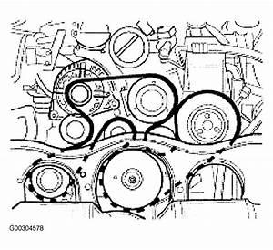 Porsche 911 Timing Belt Diagram